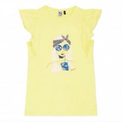 3 Pommes - T-shirt Soleil...